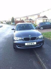 BMW 1 SERIES 1.6 Hatchback 5dr Petrol Manual