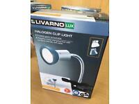 Halogen Clip Light