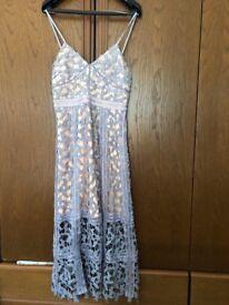 Lovely Crochet Dress - Australian Brand Elliatt, Brand New, Unworn With Tag
