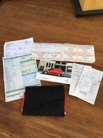 2013 CITROEN BERLINGO 625 LX HDI NO VAT