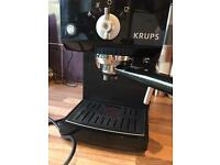 Krups Cappuccino coffee maker