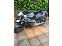 "Aprilia RS4 125cc..2016..""66""Plate..Long Warranty"