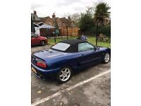 '99 MGF 2-Seater Convertible For Sale