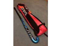 Ladies Hockey Stick [Dita] and Stick Bag. Free Shin Guards!