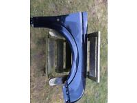 Vauxhall vectors estate O/S front wing