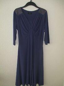 Tia Dress Purple