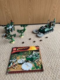 Lego Indiana Jones Bundle of 4