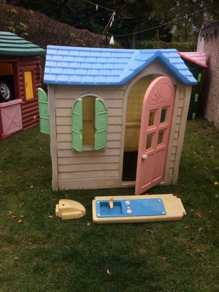 Little Tikes Country Cottage Playhouse Sold Stc In