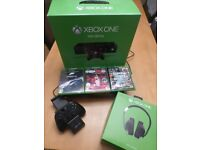 Boxed Xbox One Console Bundle