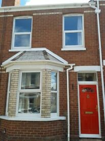 2 bedroom, terraced house in Heavitree, Exeter