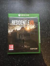 Resident Evil 7. Xbox One