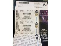 2 x Phil Collins Tickets MEN Arena 29th November