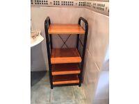 Shelving unit/bathroom storage