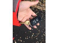 Found Honda Car keys