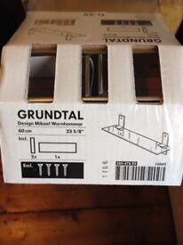 IKEA Grundtal glass shelf. New and unopened
