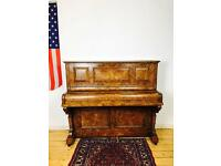 "Antique 1890's ""The Minerva Piano"" for sale"