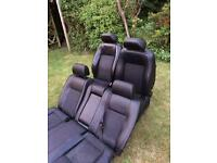Mondeo ST leather interior with door cards excellent condition