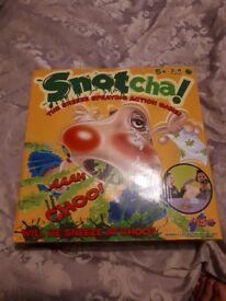 Snotcha toy