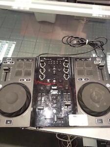 Hercules DJ Control Air Mixer (#45845). We sell used DJ Equipment. We carry Technics, Vestax, Hercules, Behringer, Pyle!