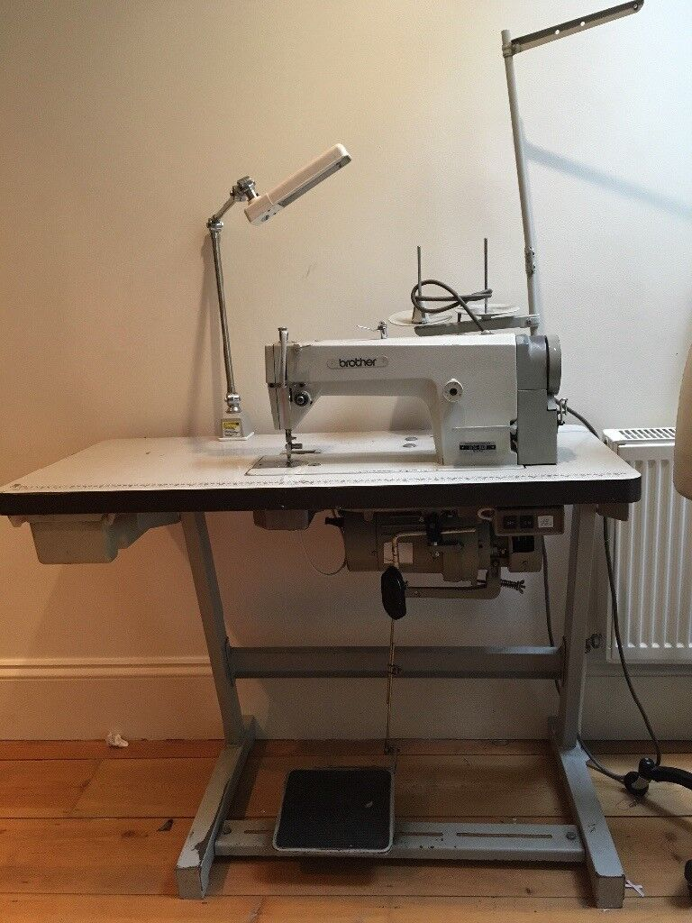 Brother Industrial Sewing Machine B755-MK3 with Side Lamp