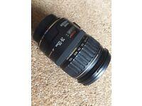 Canon 28-135mm lens/ Image Stabliser/Ultrasonic