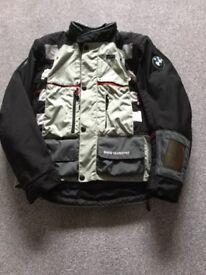 BMW Motorrad Rallye 2 Pro motorcycle Jacket & Trousers size 56