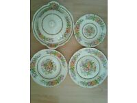 TAMS 1950'S Design TABLE WARE 12 PIECES £10