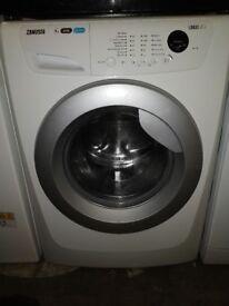 Zanussi Washing Machine (9kg ) (6 months warranty)