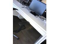 Ikea desks x 10 - Must go ASAP