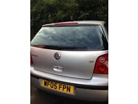 Volkswagen polo 2005 spares or repair