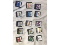 Nintendo DS games 15 games bundle