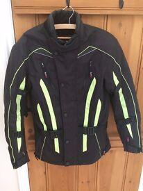 Gear-X Textile Motorbike Jacket & Trousers