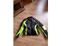 Motorcycle Jacket - Frank Thomas - Textile