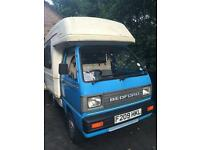 For Sale.. a wee collectors item-1989 Beford Rascal Romahome