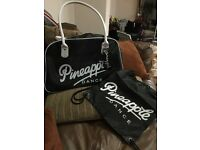 Pineapple dance bag and additional bag new with tags - bargin