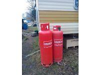 Gas Bottles 47kg