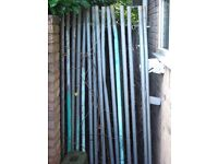 Heras Security Fence Panels x 15 Panels and 16 Feet