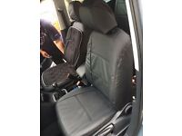 VW SHARAN, LEATHER LIKE SEAT COVERS, MADE TO MEASURE!!!