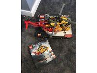 Lego technic 9396