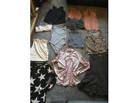 Bundle ladies clothes size 6-8 used in good condition 12 items £10