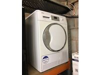 BEKO 9KG CONDENSER DRYER WHITE RECONDITIONED