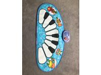 ELC Boys and Girls baby percussion mat musical baby toy only £5.00