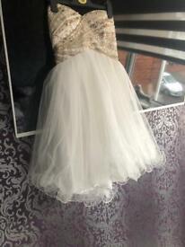 Prom dress reduced £7