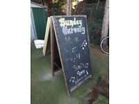 Sandwich Board for sale