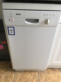 Bosch slimline dishwasher in great condition. Pick up only