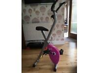 Folding exercise bike *reduced*