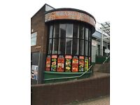 Takeaway for sale in Rotherham town centre opposite Rotherham college
