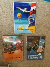 set of 3 musical plays for children