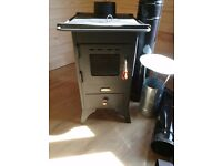 wood burner 5kw.