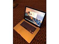 "Apple MacBook Pro 15"" A1286 2.2ghz i7 quad CPU, 8GB Ram, 750GB hard drive, Radeon 6750m BOXED"